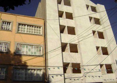 edificacion urbana